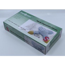 PPE (Personal Protection Equipment) Original Brand (OEM) Gloves: Blue [NGSML]